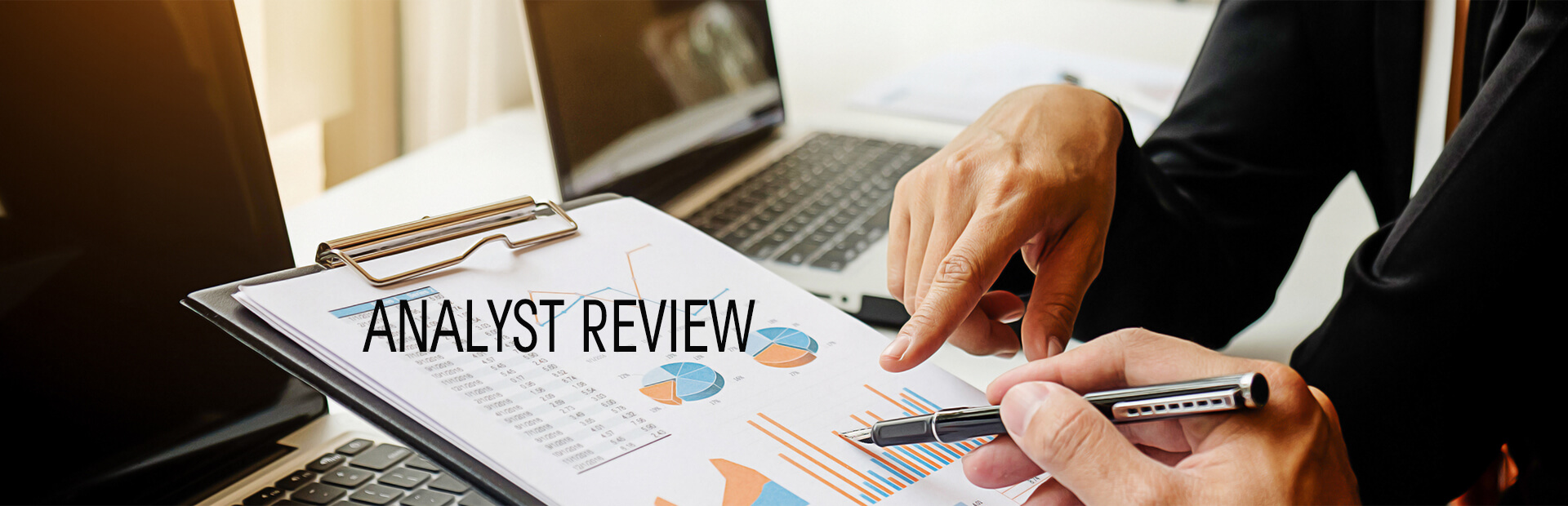 analyst review